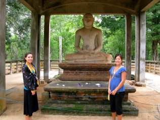 The Girls in Anuradhapura