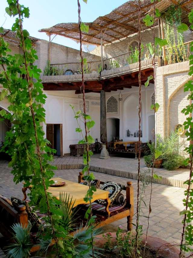 Amulet Hotel - Bokhara