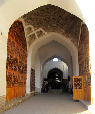 Covered Bazaar - Bokhara