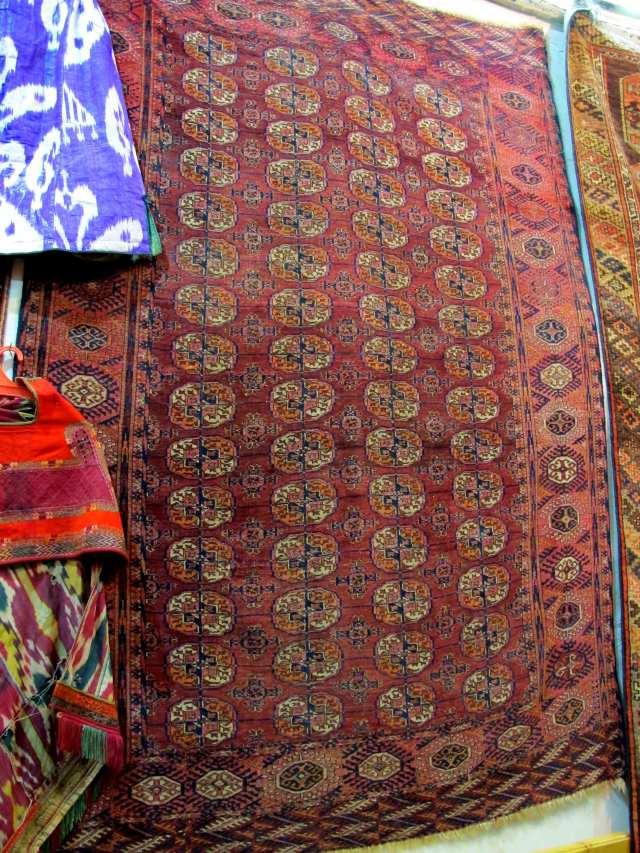 Tekke-Turkoman Carpet