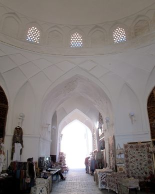 Covered Bazaar - Bokhara