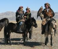 Eagle Hunters - Kazakh, Western Mongolia