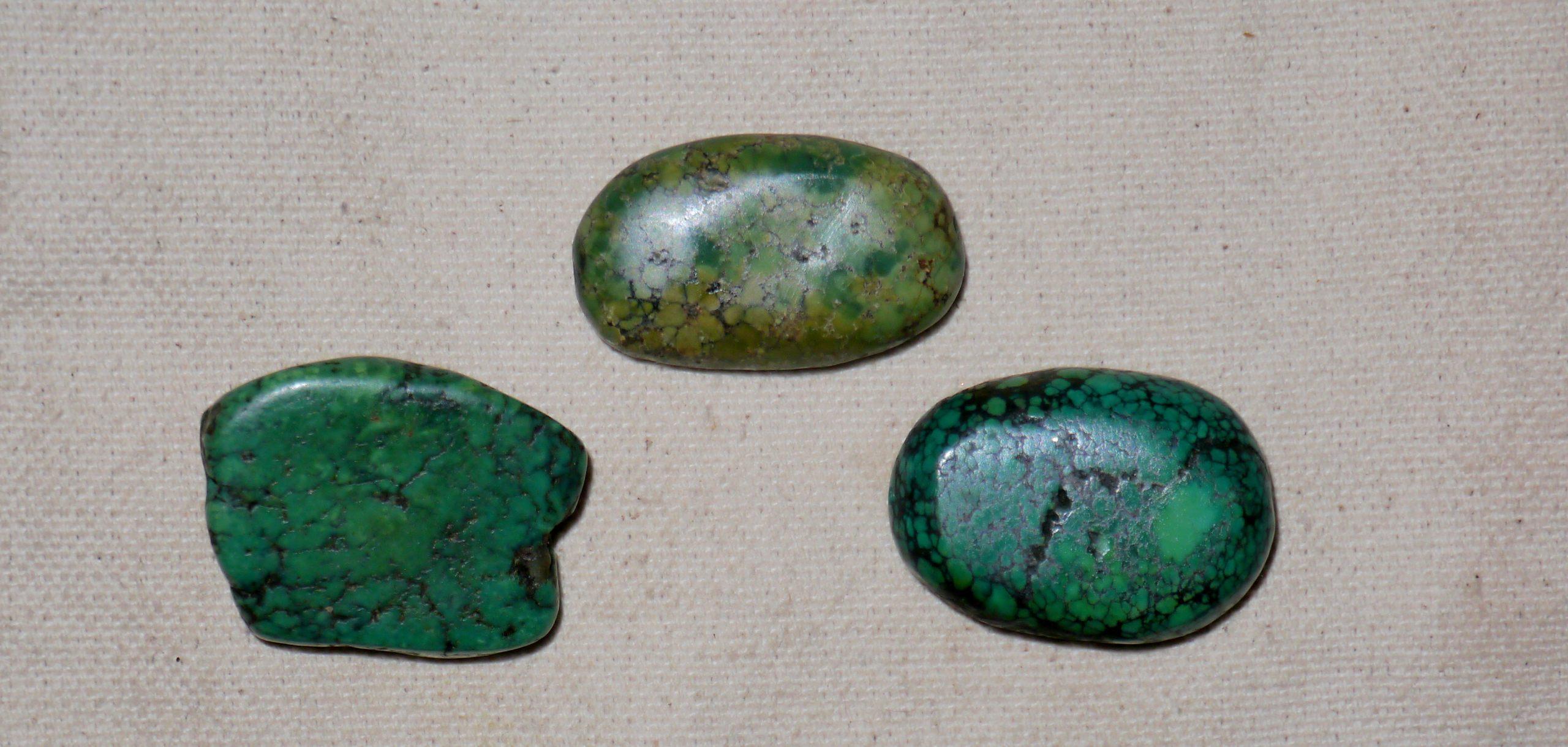 Tibetan Turquoise Beads