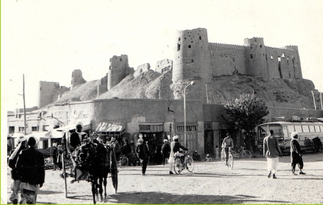 Citadel of Herat - Mid-20th Century