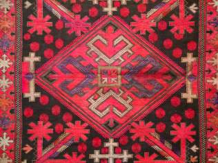 Kohistani Embroidery - Late 19th Century
