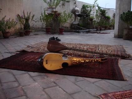 Rebab & Dutar