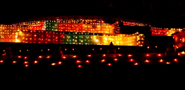 Boudha Lights - Losar