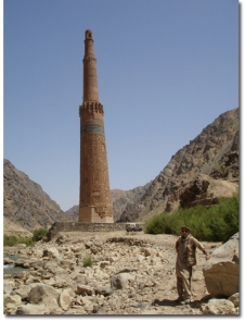Minaret of Jam - Central Afghanistan - 2006