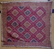 Kohistani Embroidery - Kabul, 1974 - Back
