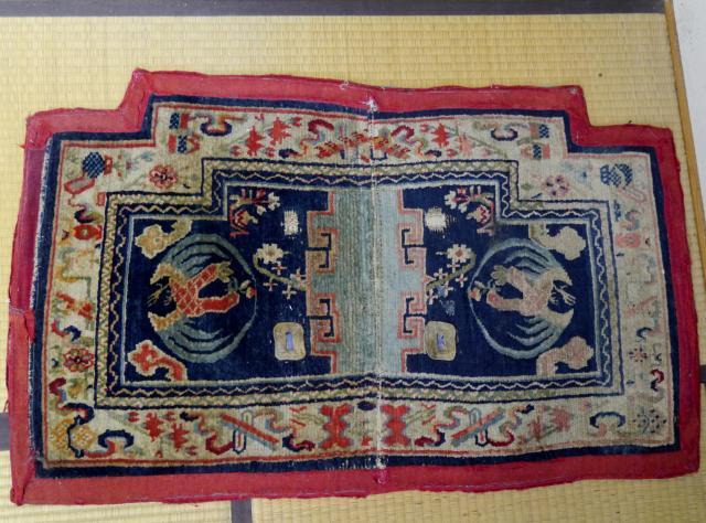 Tibetan Saddle Carpet