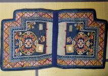 Tibetan Saddle Carpet