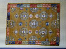 Tibetan Saddle Carpet - Top