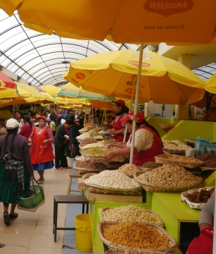 Mercado - Cuenca
