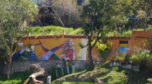 Street Art in Cuenca