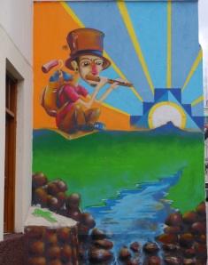 Street Art in Cuenca