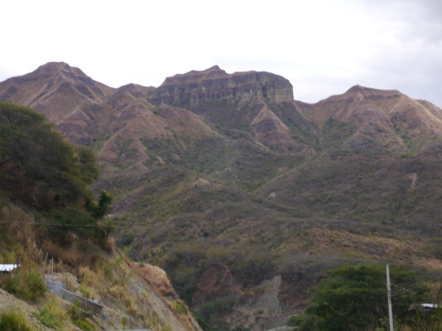 Mandango Mountain - Vilcabamba