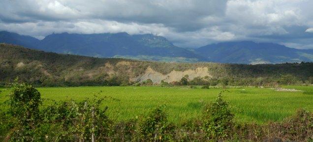 La Balsa to Chachapoyas