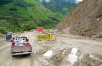 Vilcabamba to Zumba