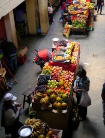 Chachapoyas Market