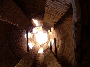 Minaret of Jam - inside