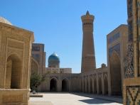 Kalyon Minaret, Bukhara