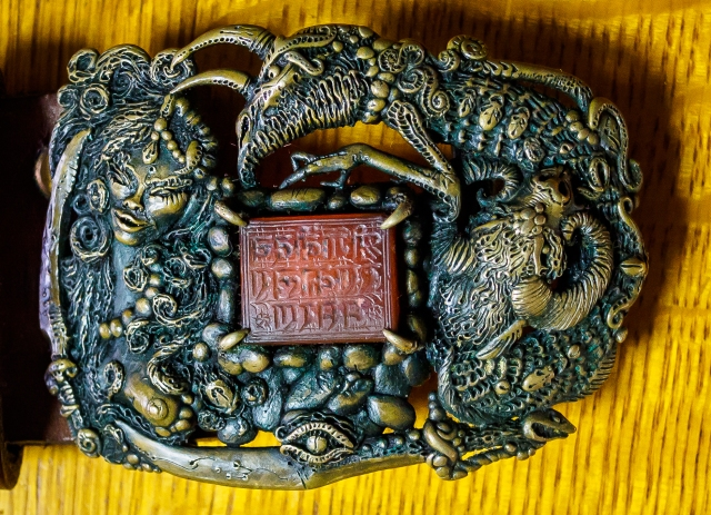 Dragon Belt Buckle