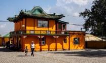 Gandan Monastery, UB
