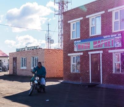 Market Town - Gobi Desert