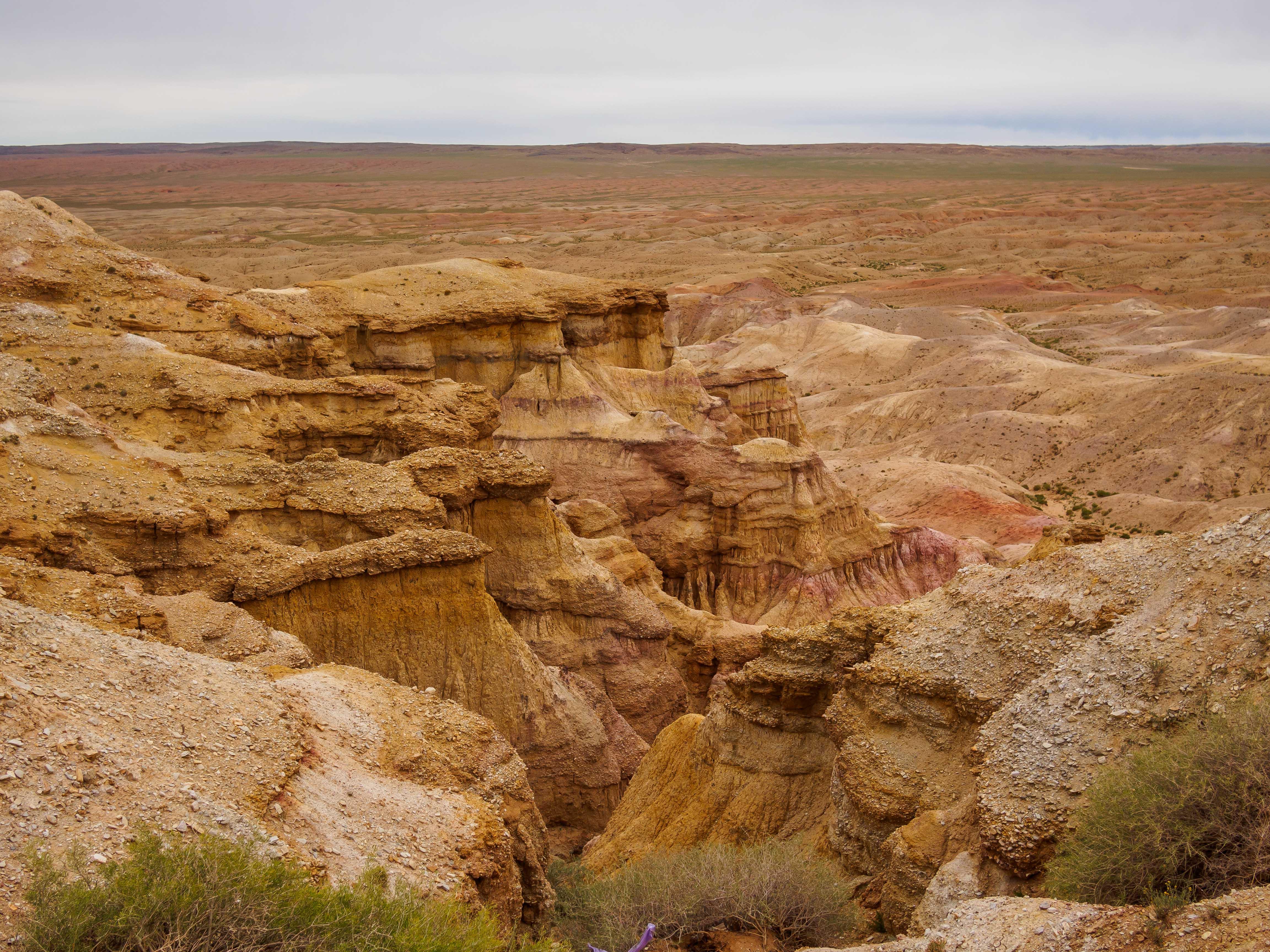 Mongolia The Gobi Desert Part 2 The Ardent Enthusiast