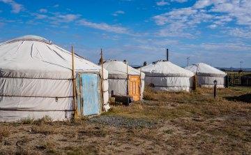 Family Ger Camp, Kharkhorin