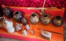 Inside Ger Museum -Ongiin Khiid