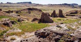 Ruins of Ongiin Khiid Monastery