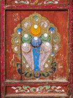 Wish-fulfilling Gem panel - Erdene Zuu Khiid - Kharkhorin
