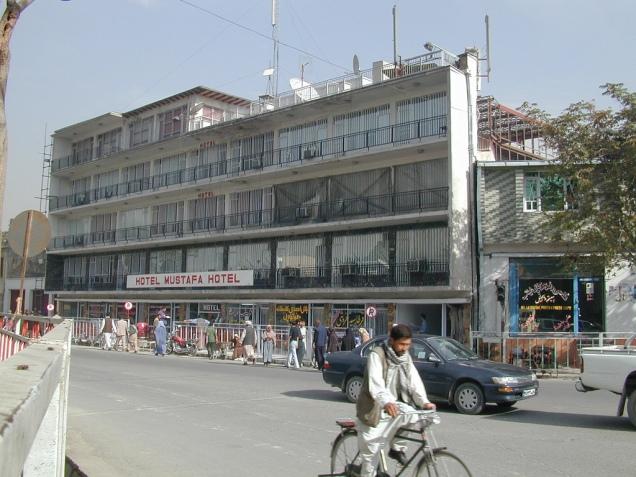 Mustafa Hotel, Kabul