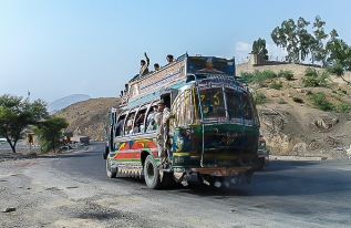 Bus - Khyber Pass