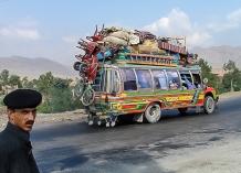 Bus - Khyber Pass