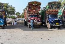 Pakistani Trucks