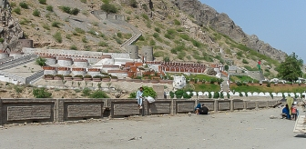 Torkham Khyber Border Crossing