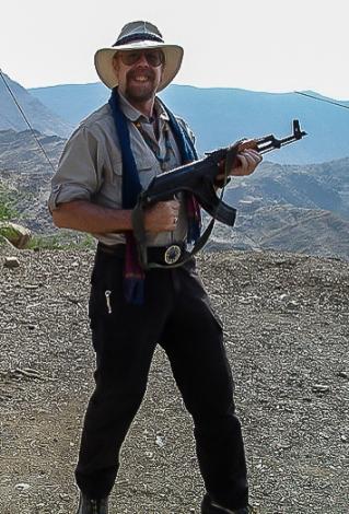 AK-47 - Khyber Pass