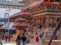 Durbar Square - Post quake