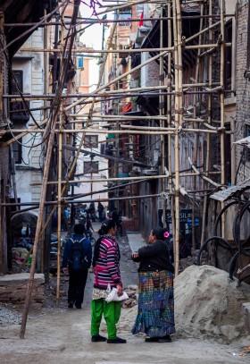 Kathmandu Street Photos
