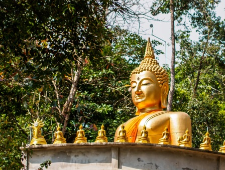 Buddha - Koh Phayam, Thailand