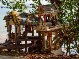 Old Spirit House