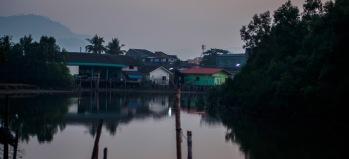 Ranong Pier