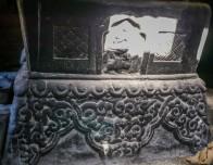 Inside Zamskhang Palace