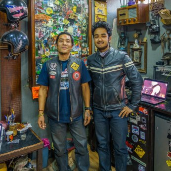 Joe's Motorcycle Shop