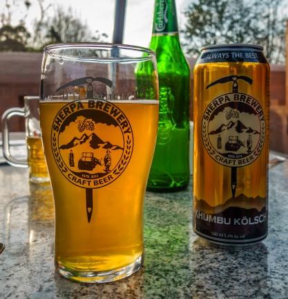 Nepali Craft Beer