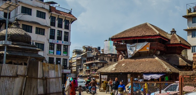 Durbar Square - Nepal, 2017
