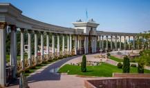 President's park - Almaty