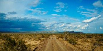 Road - Altyn Emel National Park